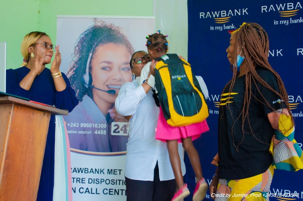 Rawbank scolaire