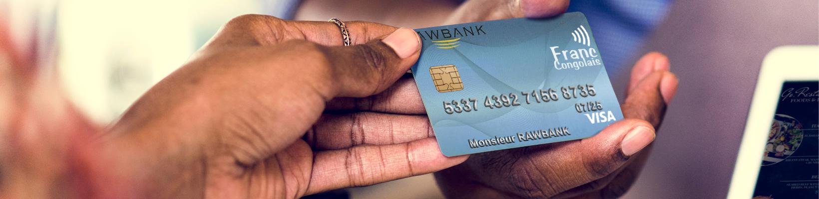 carte-Visa CDF